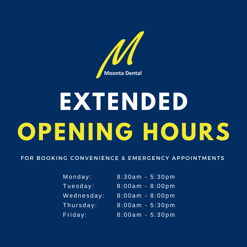Image: Extended Opening Hours